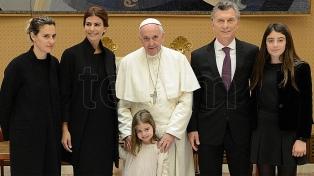 Los encuentros del Papa con otros presidentes argentinos