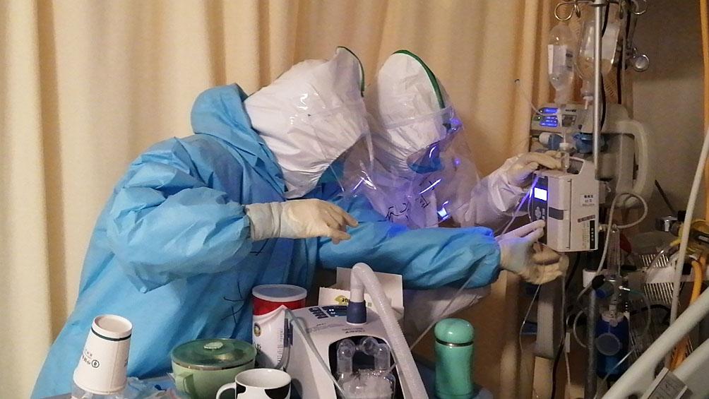 Confirman dos casos de coronavirus en el Reino Unido