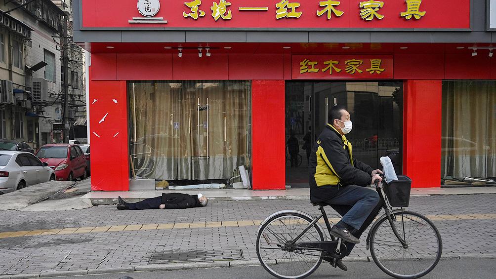 China y Estados Unidos se pelean por el origen del brote
