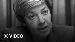 María Elena Walsh: la poeta sensible que refundó la infancia y el imaginario