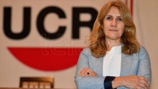 La vice de la UCR advierte que Macri no es el líder de la oposición