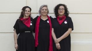 El partido feminista aspira a incidir en la redacción de una nueva Constitución