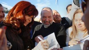 """Cristina Fernández denunció que el macrismo armó """"grupos de tareas"""" para perseguirla"""