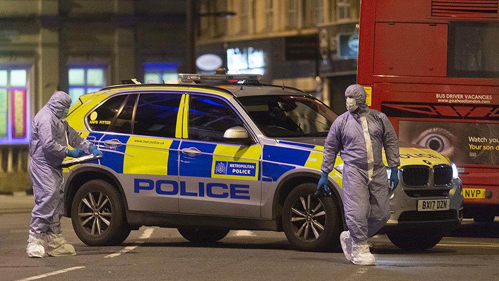 ISIS reivindicó el ataque en Londres y Scotland identifica al autor