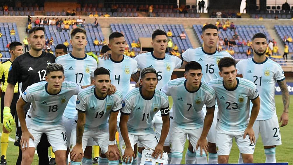 El seleccionado sub 23 debutará ante Uruguay en la fase final del Preolímpico