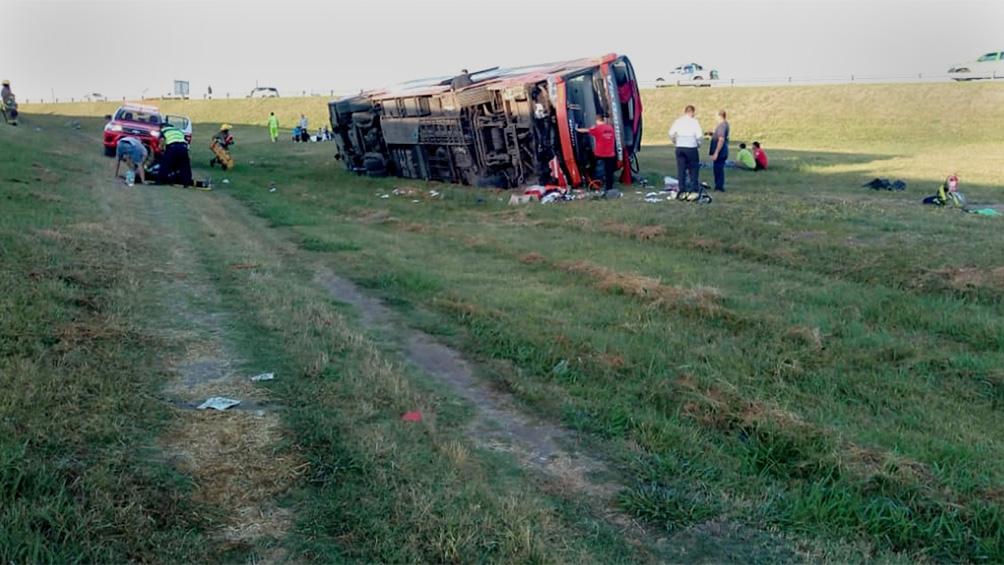 Tras el último accidente, Transporte definirá si avala los micros de doble piso