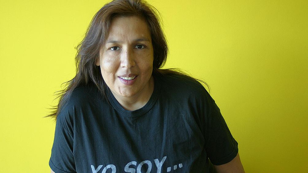 Lohana Berkins: la primera travesti candidata a diputada nacional