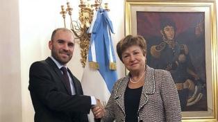 Cronología de la negociación entre el FMI y el gobierno de Alberto Fernández