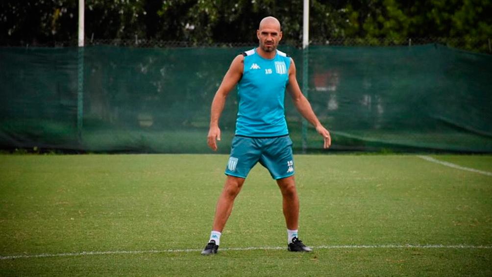 Racing vuelve a entrenarse tras el resonante triunfo ante Independiente