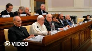 """Francisco criticó la presión para pagar deuda: """"Perjudica el tejido social"""""""