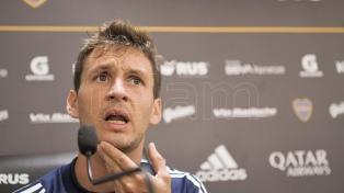 Soldano reconoció que lo perjudicó jugar de ocho en el clásico contra River