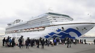 La UE cofinanciará la repatriación desde Japón de pasajeros europeos del Diamond Princess