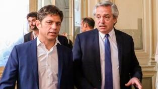 Deuda bonaerense: respaldo presidencial a Kicillof
