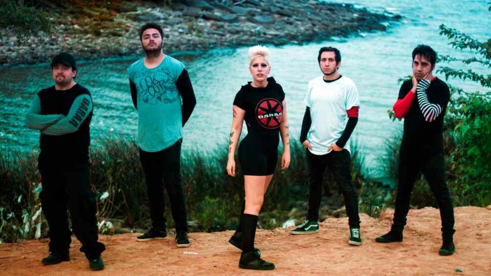 El quinteto Daraa llega con su fuerza al Cosquín Rock
