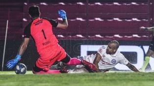 Argentinos y Lanús empataron y se alejaron de la lucha por la Superliga