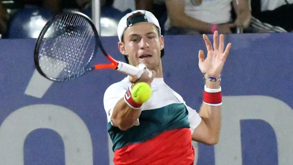 Schwartzman, afuera del Argentina Open:
