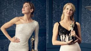 La moda en los Oscar: mucho lujo, poca vanguardia
