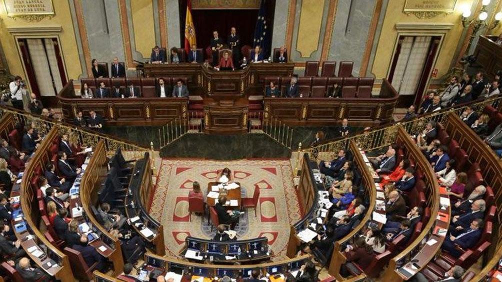 El Parlamento suspende su actividad durante una semana por el coronavirus