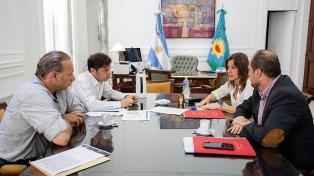 """Seguridad: Frederic aseguró que Nación y provincia están """"en la misma sintonía"""""""