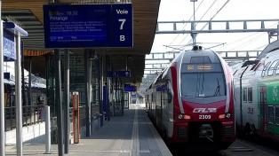 En Francia, los ministros irán en tren en los viajes de hasta cuatro horas para cuidar el ambiente
