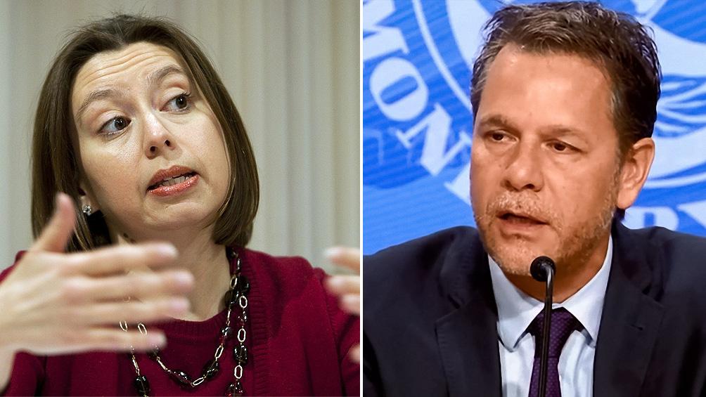 La nueva generación de economistas que encabeza la misión del FMI en la Argentina