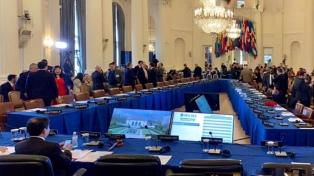 Entra en la recta final la elección del secretario general de la OEA