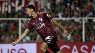 Fernández y la clave de River como puntero