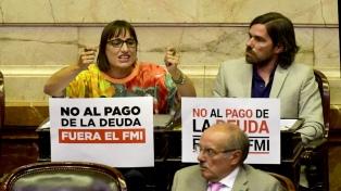 La oposición cuestionó y criticó la exposición de Guzmán