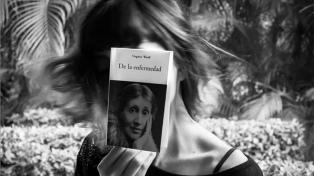 Florencia Kirchner, activa en las redes sociales