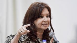 """Cristina Fernández le respondió al FMI: """"Los argentinos sabemos leer"""""""