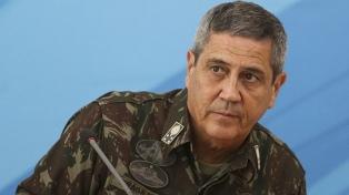 Bolsonaro designó a un militar como nuevo jefe de gabinete