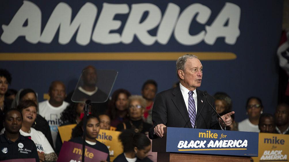 Todos contra todos y todos contra Bloomberg: se calienta la interna demócrata