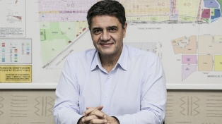 """""""No le encontramos la vuelta a la economía"""", reconoció Jorge Macri"""