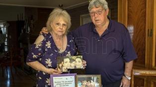 A 10 años del crimen, los padres de Wanda Taddei luchan contra la violencia machista