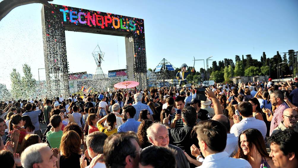 Más de 80 mil personas visitaron Tecnópolis durante el fin de semana