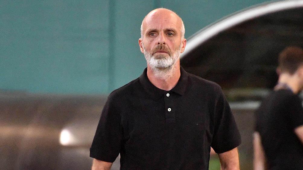 Óscar Romero se quedó afuera del equipo titular tras el escándalo con Monarriz