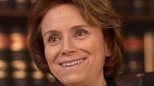 """Armella: """"En la Argentina las notarias somos el 60%, pero los dirigentes son varones"""""""