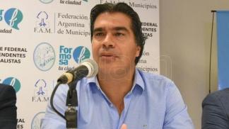 Capitanich quiere encabezar el PJ si logra el reconocimiento del conjunto del partido