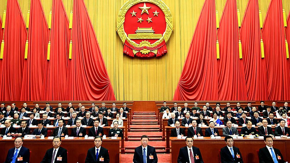 China evalúa aplazar la sesión anual de su Parlamento por el coronavirus