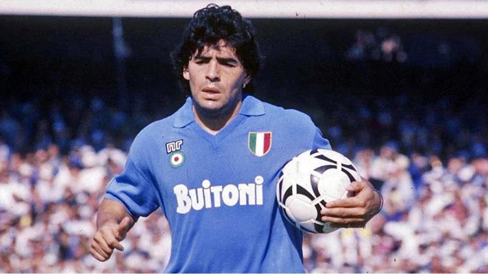 A treinta años de los 100 goles de Maradona con la del Nápoli
