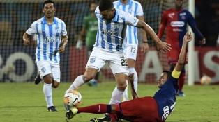 Atlético Tucumán perdió en el inicio de la serie 'copera' con Independiente Medellín