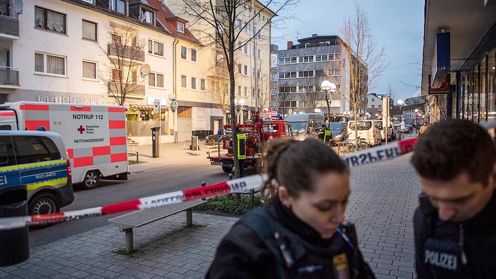 El ataque dejó un saldo de 11 muertos