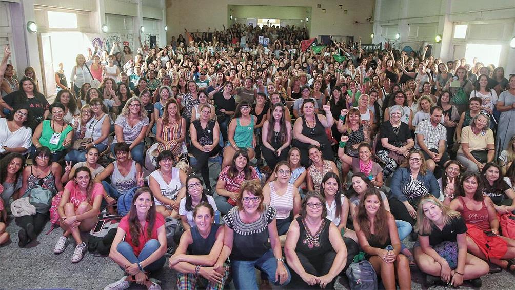 Se realiza en Paraná el segundo foro federal contra las violencias de género