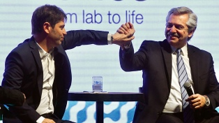 """Kicillof, sobre la nueva planta de medicamentos: """"Es resultado de la universidad pública"""""""