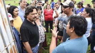"""Sáenz dijo que la desnutrición es """"un problema estructural"""""""