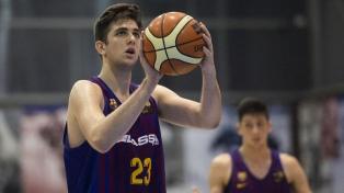 Bolmaro buscará su lugar en el próximo Draft de la NBA