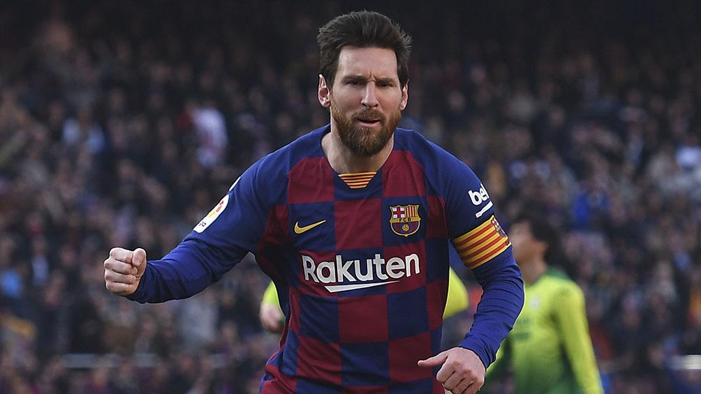 Barcelona, con Messi en tierra de Maradona, visita al Nápoli