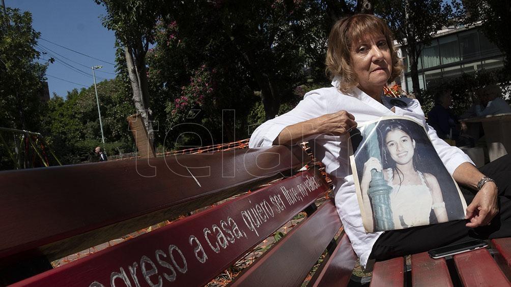 Isabel Yaconis, fundadora de Madres del Dolor.