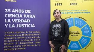 """Salgado Ambros: """"El femicidio es una revancha social en un país machista y misógino"""""""