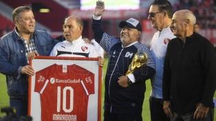 Gimnasia le ganó a Independiente en la última jugada del partido